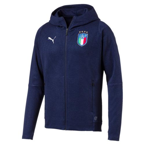 Puma Sweat FIGC Casual Hoody Italy