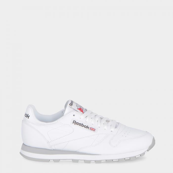 cb5b8953a2 Reebok Light Treesse Leather Classic White Grey rqwYPrO